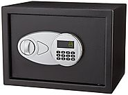 AmazonBasics Security Safe - 0.5-Cubic Feet