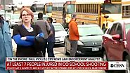 Paul Viollis about injured in shooting at Colorado school