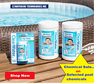 Swimming Pool Chemicals | Waterline Technologies