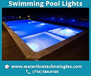 Colorful Lights For Spa And Swimming Pools