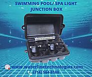Junction Box for swimming Pool and Spa Lights