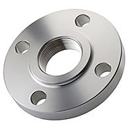 Carbon Steel Threaded Flanges Manufacturers, Suppliers, Dealers, Exporters in India