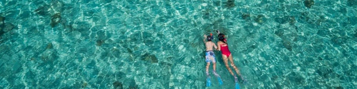 Headline for 9 Advanced Snorkeling Tips – Discover the world of the deep blue seas!