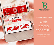 Up to 95% off Wish Promo Code, Coupons July 2019 - 18promocode