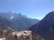 Mt Everest helicopter charter flight tour to base camp | Heli tour