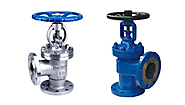 What is globe Valves?