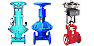 Diaphragm Valves manufacturers and suppliers In India- Ridhiman Alloys