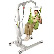 Barton Medical Patient Lift Chair, Convertible Chair| Diamondrx