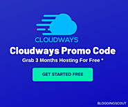 Cloudways Promo Code: Exclusive Discount [Free Credit 2019]
