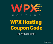 WPX Hosting Coupon ⇒ Exclusive 50% OFF + 2-Months Hosting FREE!