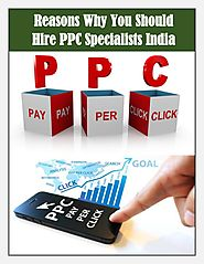 Why You Should Hire PPC Specialists In India?