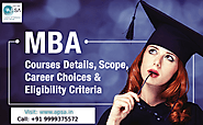 MBA COURSES in Abroad