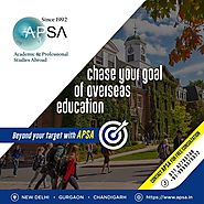 Chase Your Goal of Overseas Education
