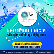 How do study in USA consultants groom students for overseas education