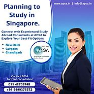 Planning to Study in Singapore