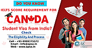 Do you know minimum ielts score requirement for canada study visa