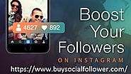 Website at https://www.buysocialfollower.com/
