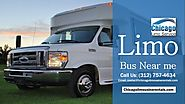 CHICAGO LIMOUSINE RENTALS — Limo Bus Near Me