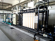 Industrial Water Purifier Reverse Osmosis Plants Manufacturing