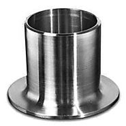Butt Welded Pipe Fitting Stub Ends Lap Joints Suppliers, Dealer, Manufacturer and Exporter in India