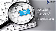 Research Well About the Basics of Ecommerce