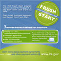 New IRS Fresh Start Initiative Helps Taxpayers Who Owe Taxes