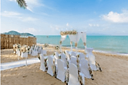 Elegant Koh Samui Wedding