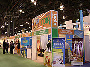 Country Pavilion Trade Show Booth