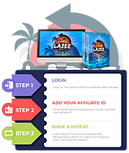 Lazee Profitz Review - Discount And $25000 Bonus - Aryan Simon