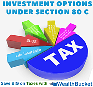Best Tax Saving Investment in 2019 under Income Tax Act | WealthBucket |
