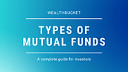 Types of mutual funds on different basis | WealthBucket |