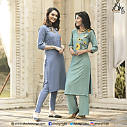 New Wholesale Kurtis Catalogues You Should Buy this Season