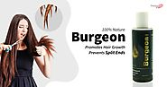 Burgeon Hair Oil
