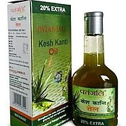 Pathanjali Kesh Kanti Oil