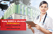 MBBS in Ukraine -Eligibility, Fees, Universities, Admission for Indian Students