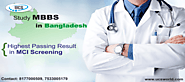 MBBS in Bangladesh for Indian Students -Eligibility and Admission Process