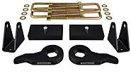 Supreme Suspensions – Chevy 2500HD Leveling Lift Kit