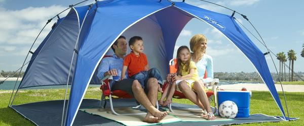 Headline for Best Beach Tent Reviews - Top Rated Beach Tents 2014