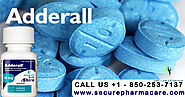 Buy Adderall in usa