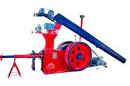 Briquette Press, Briquetting Press Machine, Briquette Press Machine,Saw Dust,Briquette