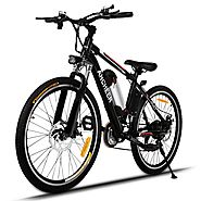 ANCHEER Electric Bike | Mountain Bikes | Bike Parts | Bike Accessories