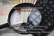 36 Business Blogs to Follow to Transform Your Business Growth - Fresh Proposals