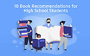 10 Book Recommendations for High School Students - tutoria.pk-blog