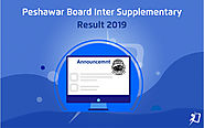 Peshawar Board Inter Supplementary Result 2019 - tutoria.pk-blog