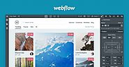 Webflow – Design, and Development, without Coding