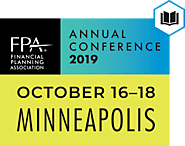 October 16-18, 2019 FPA Annual Conference
