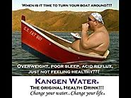 kangen water machine benefits help weight loss. Free demo on 9182414209. Fight obesity.