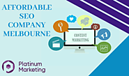 How to Boost Organic Traffic Through Hiring Affordable SEO Company Melbourne
