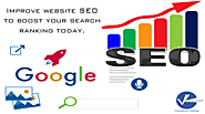 Improve Website SEO to Boost Your Search Ranking Today