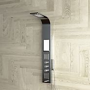 Bathroom Shower Panel Manufacturers in Vadodara – India | Thermostatic Shower Panel | Jazz.in